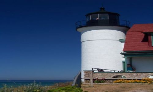 USA / brak / Michigan / Frankfort / Point Betsie Lighthouse