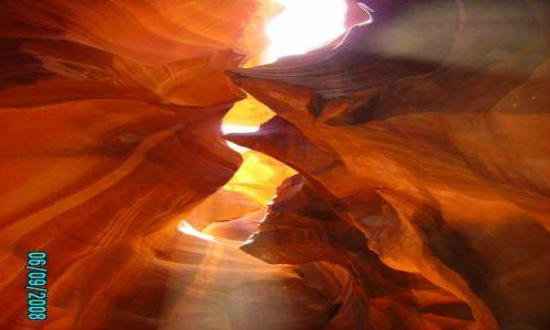 Zdjecie USA / Utah / Antylope Canyon / Antylope Canyon