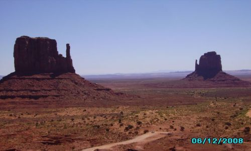 Zdjecie USA / Utah / Dolina Pomników / Monument Valley