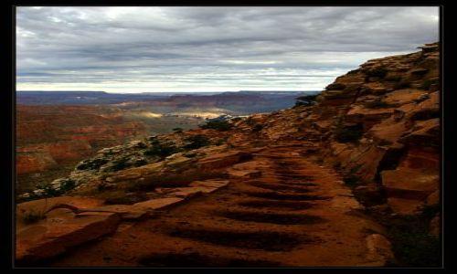 Zdjęcie USA / Arizona / na szlaku / Grand Canyon 4