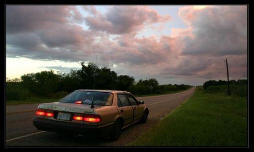 Zdjecie USA / Texas / blizej nieokreslone - maly odpoczynek w drodze / Texas