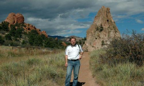 Zdjecie USA / Colorado Springs / Garden of The Gods / Denver i okolice /stan Colorado/