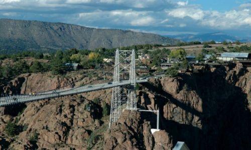 Zdjecie USA / Canon City , CO / Royal Gorge Bridge / Denver i okolice /stan Colorado/