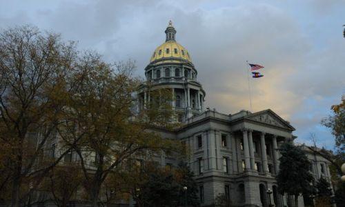 Zdjecie USA / Colorado / Denver Downtown / Ratusz w Denver