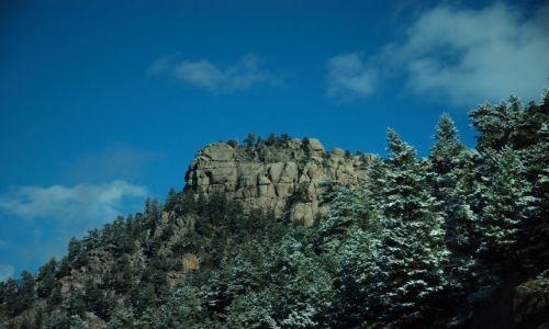 Zdjecie USA / Colorado / Estes Park / Rocky Mountain National Park / W drodze do Rocky Mountain National Park