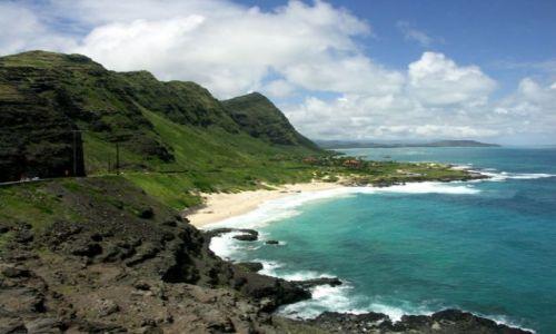 Zdjęcie USA / Hawaje / Oahu / Jak z Zagubionych