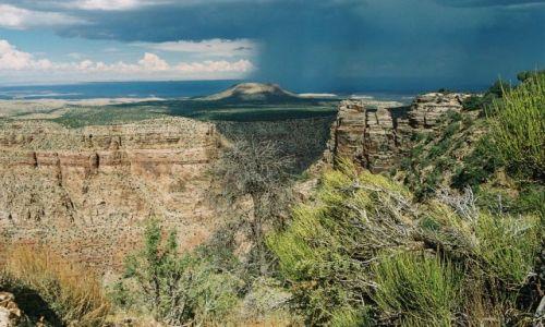 Zdjecie USA / brak / Grand Canyon National Park / Przed Burzą