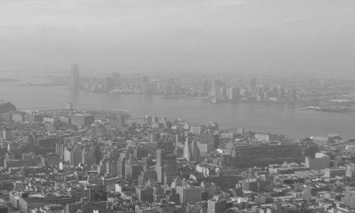 Zdjecie USA / Nowy Jork / NYC / Widok z Empire State Building