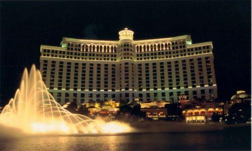 Zdjecie USA / Nevada / Las Vegas / Fontanny przed Bellagio