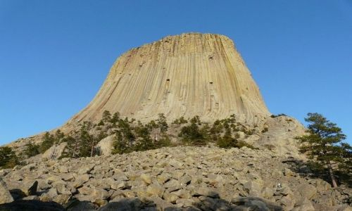 Zdjecie USA / brak / Wyoming / ołtarz szatana