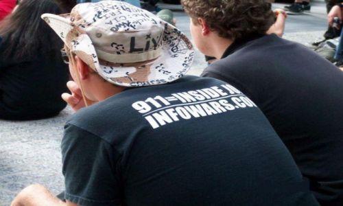 Zdjecie USA / NYC / Zero Ground / 911...7 lat później...