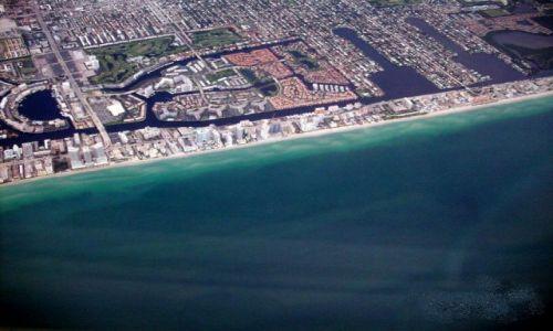 Zdjęcie USA / Floryda / Miami / ...z lotu ptaka...