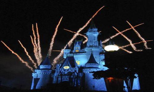 Zdjecie USA / Disney World / Magic Kingdom / Marzenia z dziecinstwa