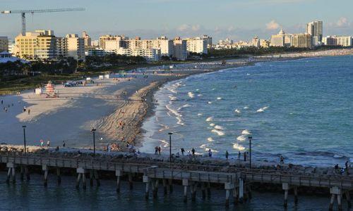 Zdjęcie USA / Florida / Miami Beach / Slawna South Beach