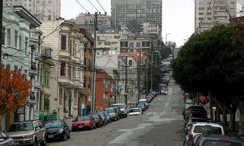 Zdjecie USA / brak / san francisco / streets of san francisco