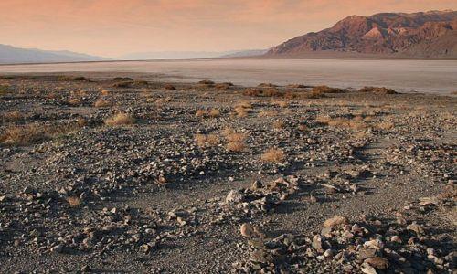Zdjecie USA / Kalifornia / Death Valley National Park / *****