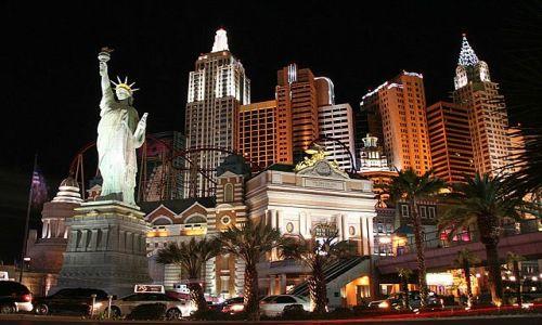 Zdjecie USA / Nevada / Las Vegas / Prawie New York