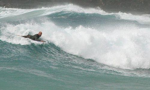 Zdjecie USA / Hawaje / Wyspa Oahu / Wave Rider