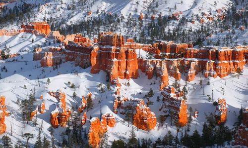 Zdjecie USA / Utah / Bryce Canyon / Bryce Kanion 3