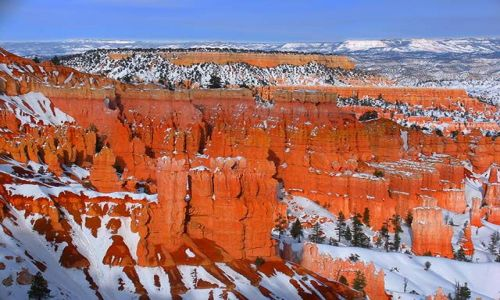 Zdjecie USA / Utah / Bryce Canyon / Bryce Kanion 4