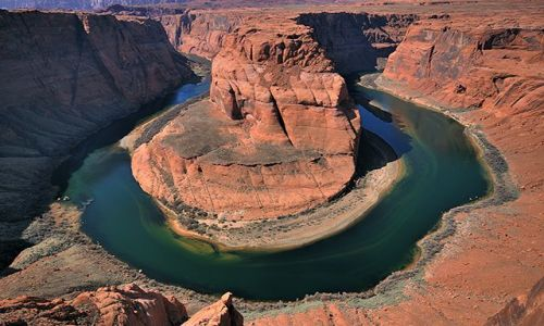 Zdjecie USA / Arizona / Page / Horseshoe Bend