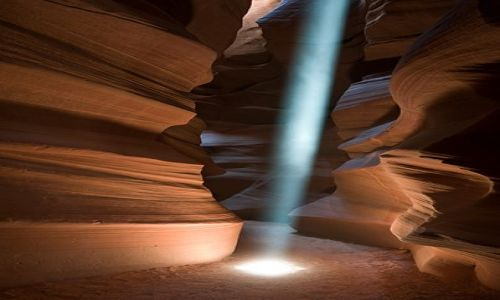 Zdjecie USA / Arizona / Page / Antelope Canyon