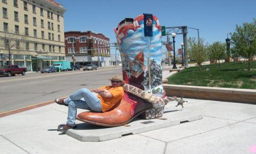 Zdjecie USA / Wyoming / Cheyenne / Poznajmy sie 2.0 :)