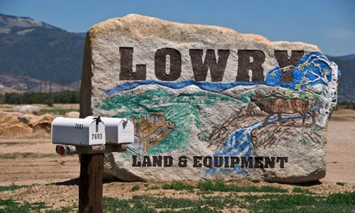 Zdjęcie USA / Montana, Wyoming, Colorado, Arizona, Utah, Nebraska / przy drodze / Skrzynki na listy na Dzikim Zachodzie IV