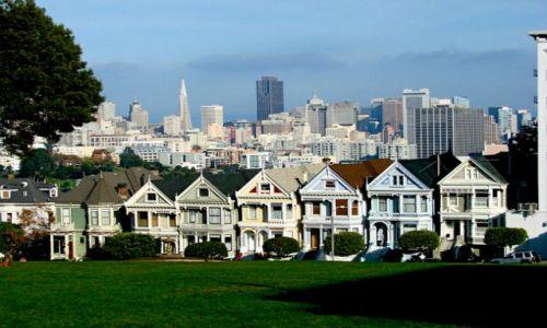 Zdjecie USA / California / San Francisco / Siostry