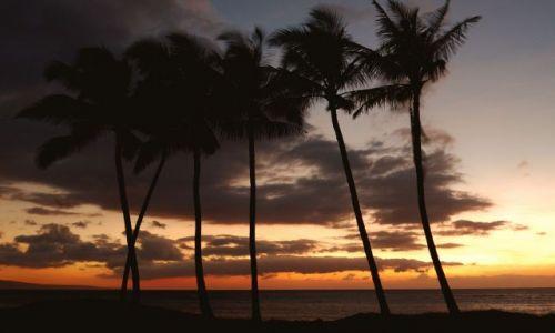 Zdjęcie USA / Hawaje / Maui / Kihei / Cudowne zachody słaońca na Maui