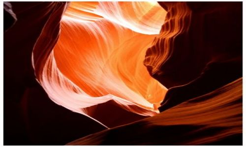 Zdjecie USA / Navaholand / Arizona / Antelope Canyon