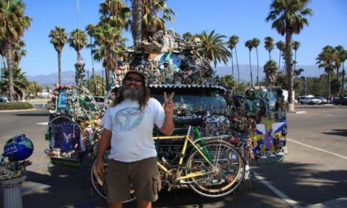Zdjecie USA / California / Santa Barbara / Podróżnik