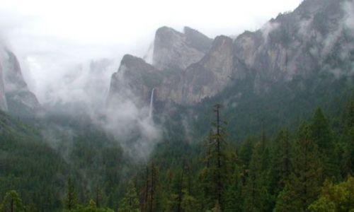 Zdjecie USA / California / Yosemite / Tak wyglada cudowny wodospad