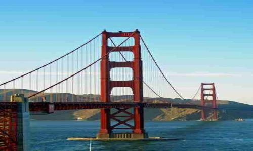 Zdjecie USA / California / San Francisco / Golden Gate