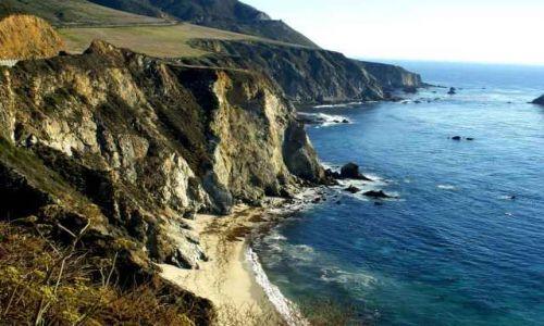 Zdjecie USA / California / Wybrzeże Pacyfiku / Big Sur