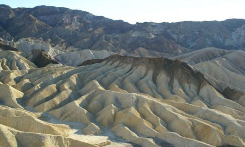 Zdjecie USA / California / Death Valley / Zabriskie Point