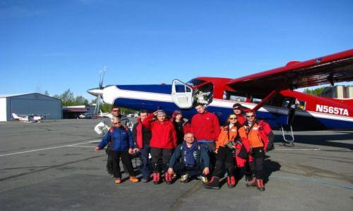 Zdjęcie USA / Alaska / Talketna / McKinley 2009