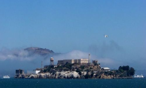Zdjecie USA / brak / San Francisco/ Kalifornia / Alcatraz