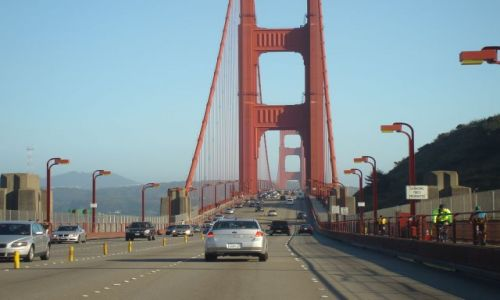 Zdjecie USA / California / San Francisko / Golden Gate Bridge