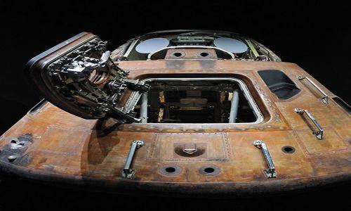Zdjecie USA / Przylądek Canaveral  / NASA Space Center / Pojazd zdobywców Kosmosu