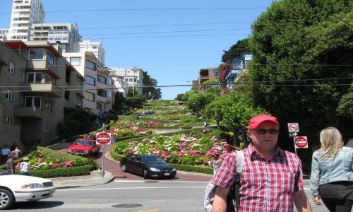 Zdjecie USA / California / San Francisko / Ulice  San   Francisko