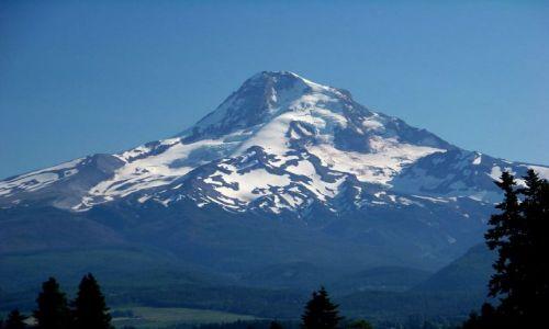 Zdjęcie USA / brak / Oregon / Mount Hood