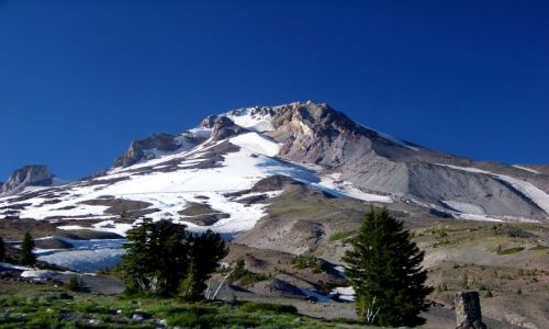 Zdjęcie USA / brak / Oregon / Mount Hood 2