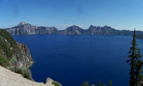 Zdjęcie USA / brak / Oregon / Jezioro Kraterowe 3