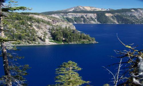 Zdjecie USA / brak / Oregon / Jezioro Kratero