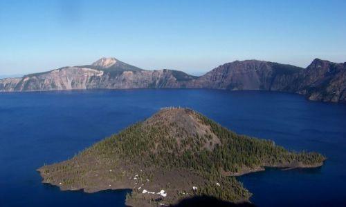 Zdjęcie USA / brak / Oregon / Jezioro Kraterowe 5