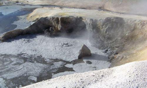 Zdjecie USA / brak / Kalifornia/ Lassen Volcanic NP / Bumpass Hell 3