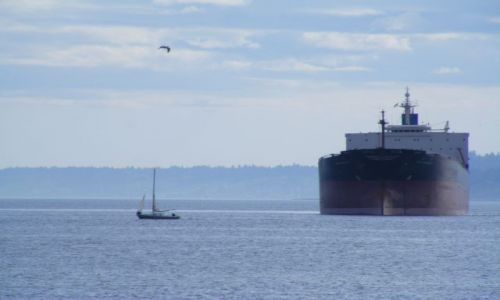 Zdjecie USA / brak / Seattle / Seattle - statki
