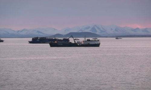 Zdjecie USA / brak / Bristol Bay  / Bristol Bay - poranek
