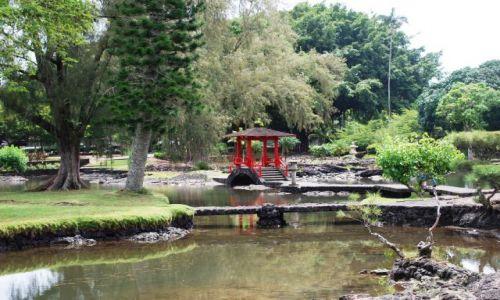 Zdjecie USA / Hawaje / Hilo / Queen Liliuokalani Garden